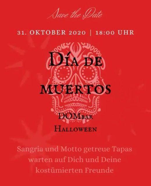 Dia De Muertos - Halloween, 31 October | Event in Linz | AllEvents.in