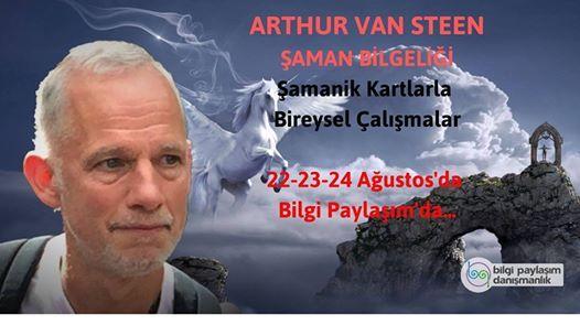 Arthur Van Steen amanik Kartlarla Bireysel almalar