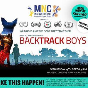 Backtrack Boys - Majestic Cinemas Port Macquarie