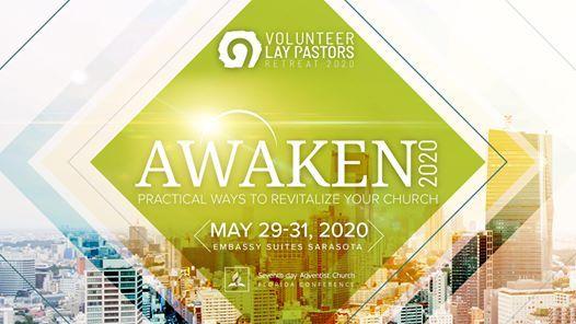 Volunteer Lay Pastors Retreat 2020