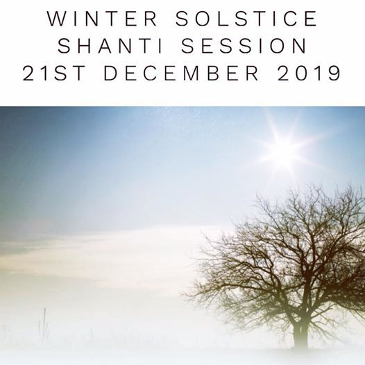 Winter Solstice Shanti Session