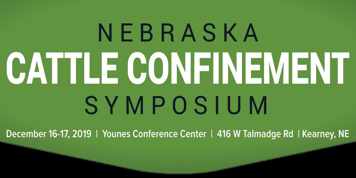 Nebraska Cattle Confinement Symposium