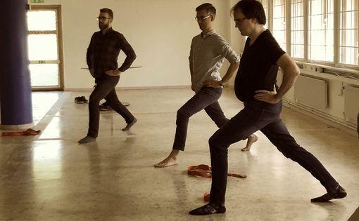 Yoga för stela män - online el på plats, 4 March | Event in Lund | AllEvents.in