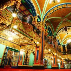 Movie Palaces A History of Cinema and the Theatrical Experience Webinar