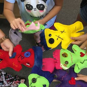 Saturday Sewing For Kids Zombie Dolls