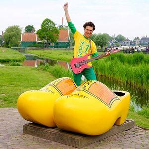 Dirk Scheele in Lelystad
