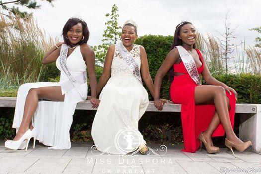 Miss Diaspora UK Pageant 2019 At Birmingham, United