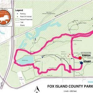 27th Annual Fox Island Turkey Trot 5k