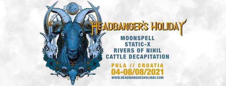 Headbanger's Holiday 2021, 4 August | Event in Pula | AllEvents.in