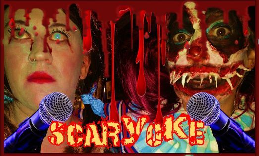 SCARYOKE, 30 October | Event in Peterborough | AllEvents.in