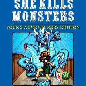 Auditions for She Kills Monsters (Young Adventurers Edition)