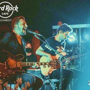 Concert The Mono Jacks pe 29 septembrie la Hard Rock Cafe