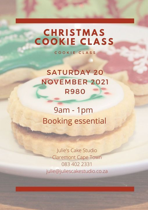 Christmas Cookie Decorating, 20 November | Event in Claremont | AllEvents.in