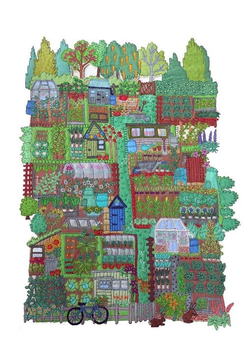 Stitching Places You Love with Janet Browne