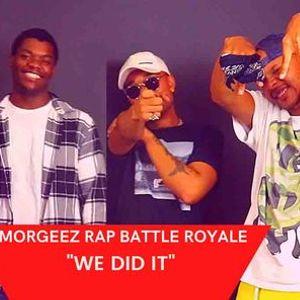MORGEEZ RAP BATTLE ROYALE 2