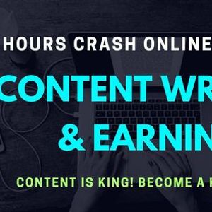 Content Writing & Earning Certification Online Workshop