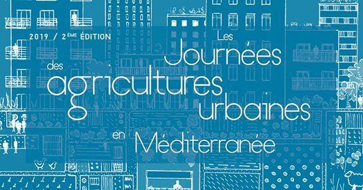 Les Journes des agricultures urbaines en Mditerrane