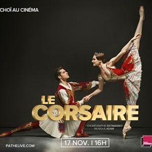Le Ballet du Bolchoi  Le Corsaire