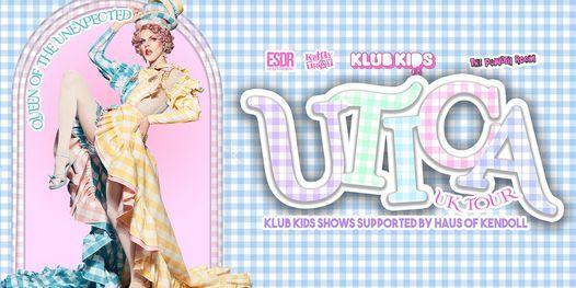 Klub Kids Birmingham presents UTICA (Rupaul's Drag Race S13) Ages 14+, 14 September | Event in Birmingham