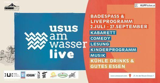 USUS am Wasser live