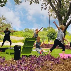 Morning Flow with Alamo City Yoga