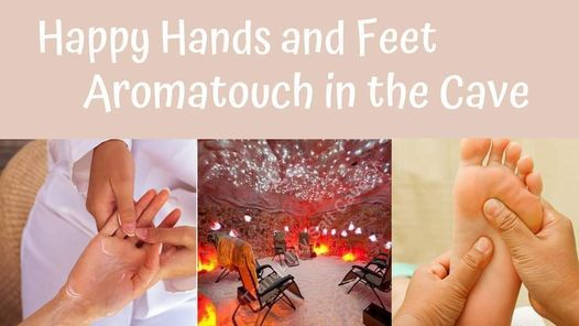 Happy Hands and Feet ~ Aromatouch in the Cave, 23 October   Event in Columbus   AllEvents.in