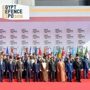 Egypt Defense Expo - EDEX 2020