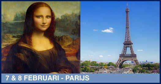 City-Trip Parijs