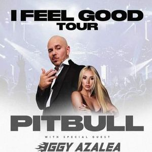 I Feel Good Tour performing of Pitbull with special guest Iggy Azalea