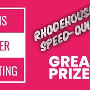RhodeHouse Speed Quiz