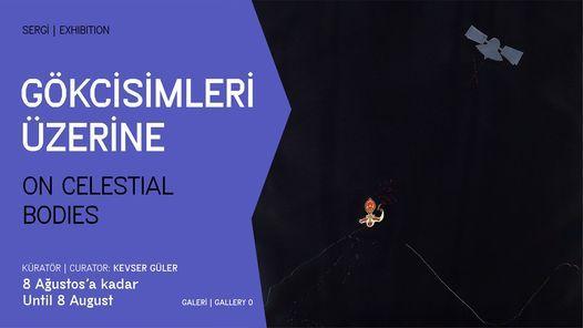 Gökcisimleri Üzerine, 25 July   Event in Istanbul   AllEvents.in