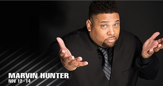 Marcus Hunter Live, 12 November   Event in Jackson   AllEvents.in