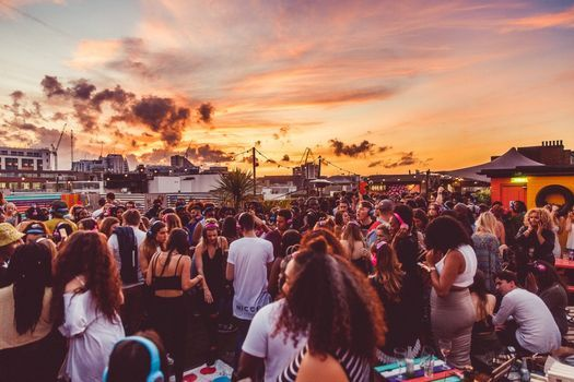 The London Freshers Rooftop Party - Click interested now!, 7 June | Event in London | AllEvents.in