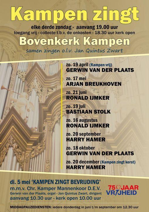 Kampen Zingt KERST, 20 December | Event in Kampen | AllEvents.in