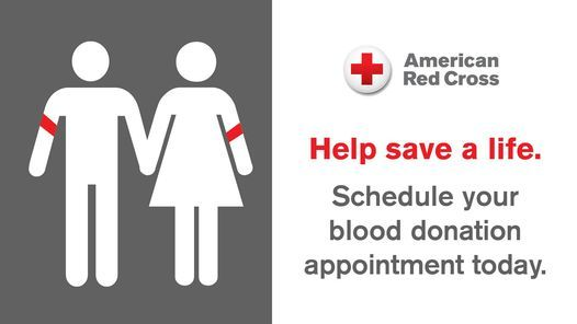 Red Cross Blood Drive, 8 December | Event in Eau Claire | AllEvents.in