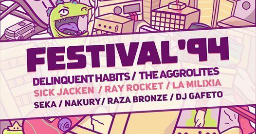 Festival 94 - Sbado 12 de Octubre
