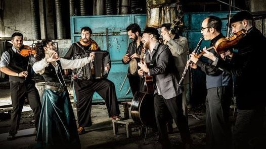CHANGED (from 14 to 16/10) Barcelona Gipsy balKan Orchestra - Istanbul, 16 October | Event in Istanbul | AllEvents.in