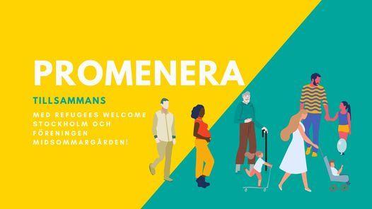 Språkpromenader, 23 May | Event in Stockholm | AllEvents.in
