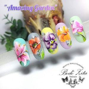 SZEGED- Amazing Garden - Bod Zitval