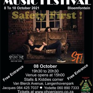Music Festival with Jo Black and more