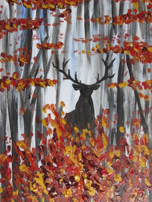 Fiery Stag! ~ Virtual PWJ ~ Free | Online Event | AllEvents.in