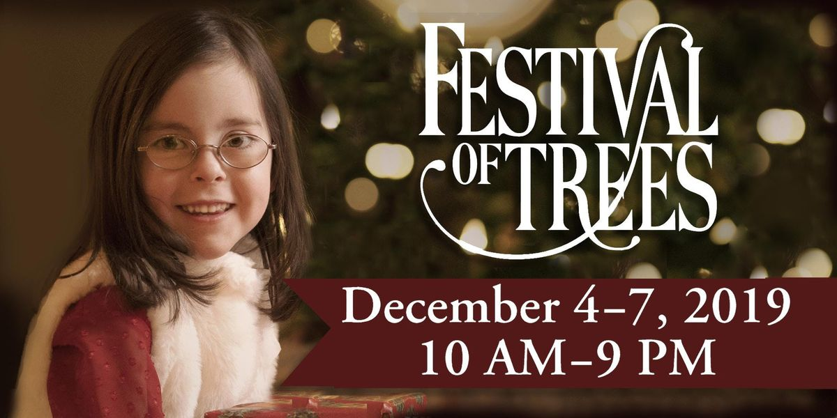 Primary Childrens Hospital - Festival of Trees 2019 at Mountain