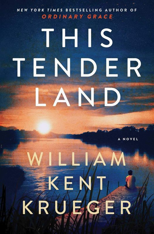 Book Club: This Tender Land by William Kent Krueger, 14 June | Online Event | AllEvents.in