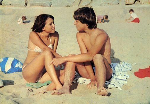 Pauline p stranden  sommerfilm af Eric Rohmer