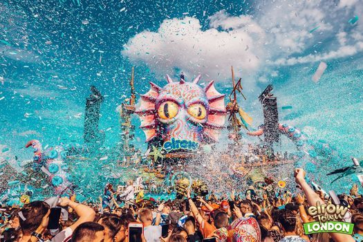 Elrow Town London 2020, 21 August | Event in London | AllEvents.in