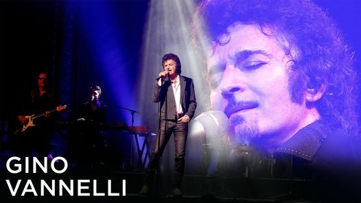 Gino Vannelli, 27 February   Event in Fort Lauderdale   AllEvents.in