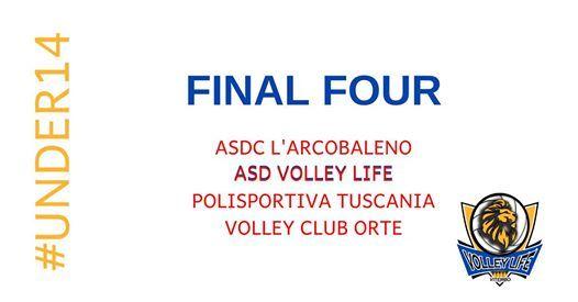 UNDER 14 - Final Four