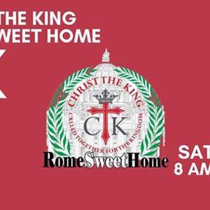 Christ The King Rome Sweet Home 5k