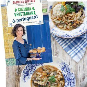 Workshop Cozinha 100% Vegetariana  Portuguesa (online)