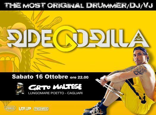 Ride Gorilla @ Corto Maltese   Event in Cagliari   AllEvents.in